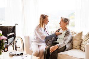 Alzheimer's disease treatment checkup exam
