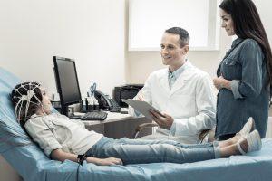 Brain Wave Test for Epilepsy